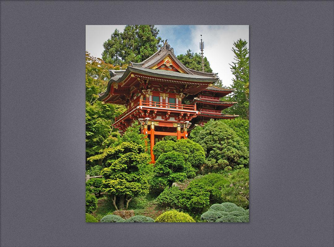 Japanese Pagoda photo